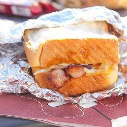 Tailgating Breakfast Sandwich