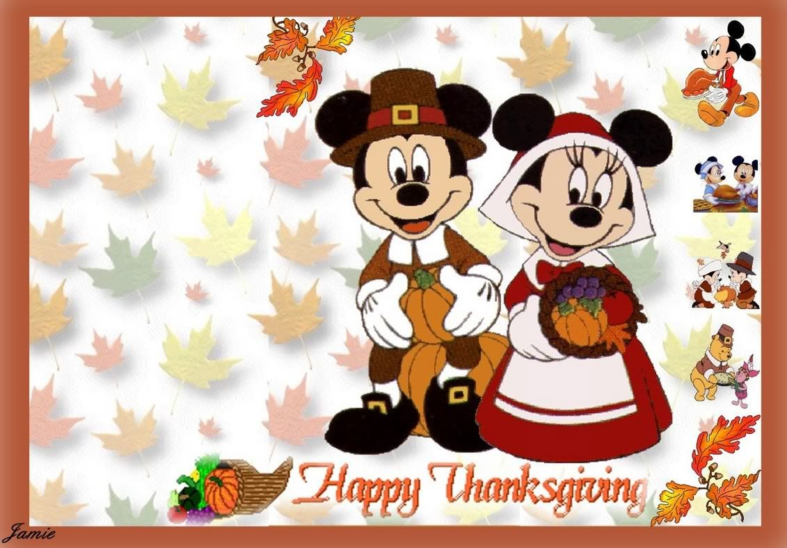 Mickey Mouse Thanksgiving Wallpaper Disney Thanksgiving Happy Thanksgiving Wallpaper Thanksgiving Wallpaper