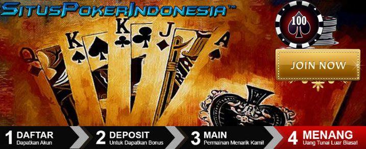 Agen Resmi Poker Online Terpercaya, Agen Poker Teraman