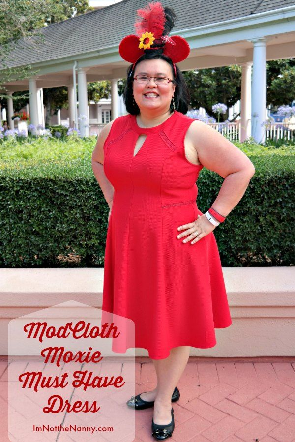 My New Favorite Red Dress & Why ModCloth Rocks For Plus Size Gals ...