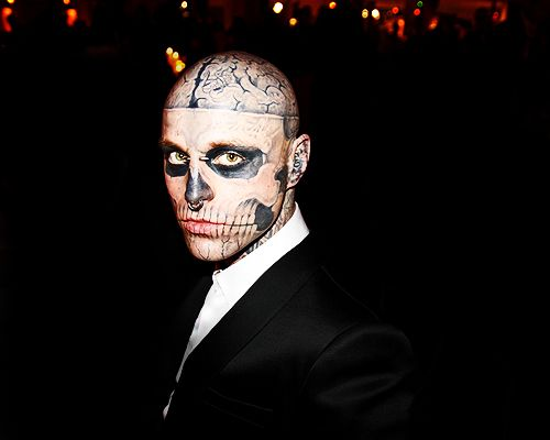 zombie boy obsession