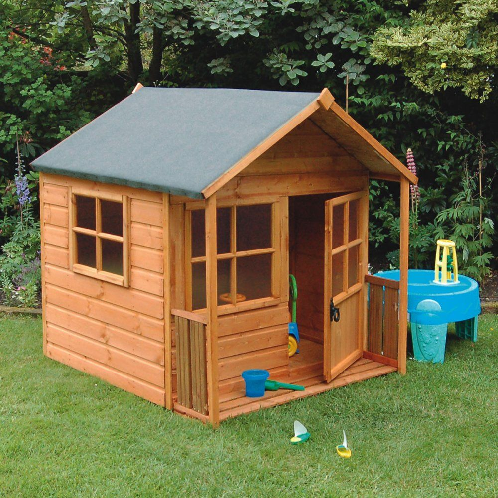 Little Tikes Playhouse #tinyhouseswoon   Shed Ideas   Pinterest ...