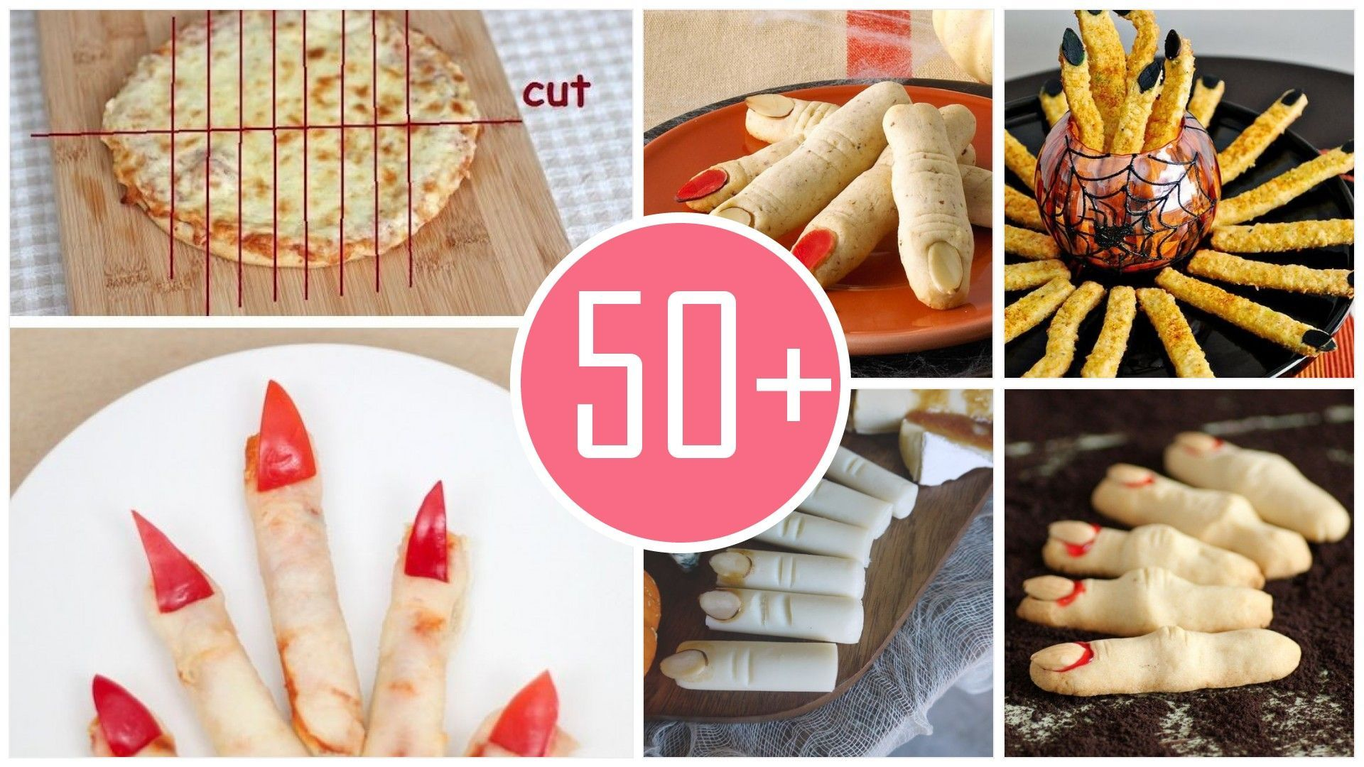 Great ideas for 2015 Halloween finger food recipes