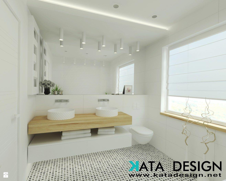 Wystrój wnętrz - Łazienka - styl Minimalistyczny. Projekty i aranżacje najlepszych designerów. Prawdziwe inspiracje dla każdego, dla kogo liczy się dobry gust i nieprzeciętne rozwiązania w nowoczesnym projektowaniu i dekorowaniu wnętrz. Obejrzyj zdjęcia!