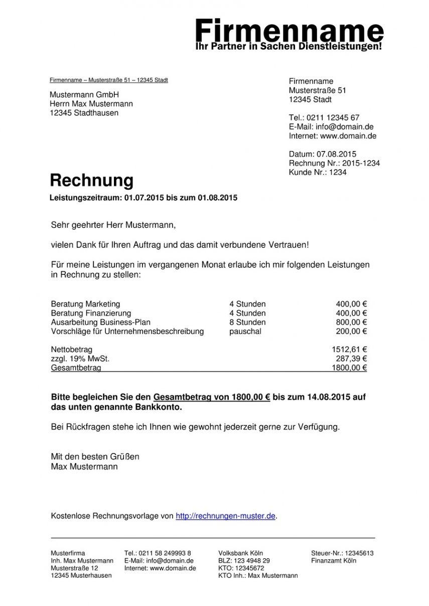 Blattern Unsere Das Sample Von Vorlage Rechnung Vermietung Ferienwohnung In 2020 Rechnung Vorlage Rechnungsvorlage Rechnungen Schreiben
