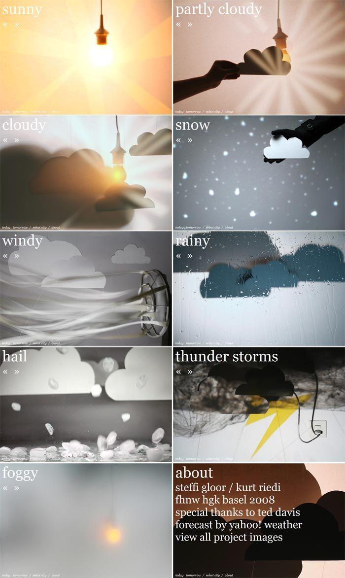 Clima fotográfico | Photographic weather
