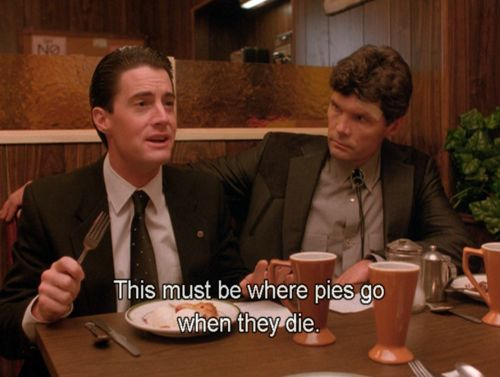 Twin Peaks Pie Quote: Twin Peaks Big Ed Quotes - Google Search
