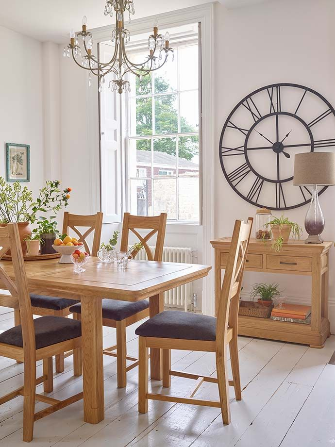 The Complete Guide To Creating Your Dining Room  Oak Furniture Best Dining Room Oak Furniture Review