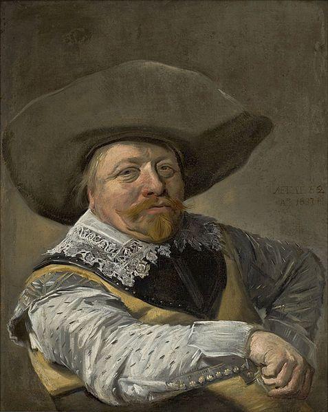 Frans Hals (Antwerp 1582 – Haarlem 1666)   Portrait of an Official 1631