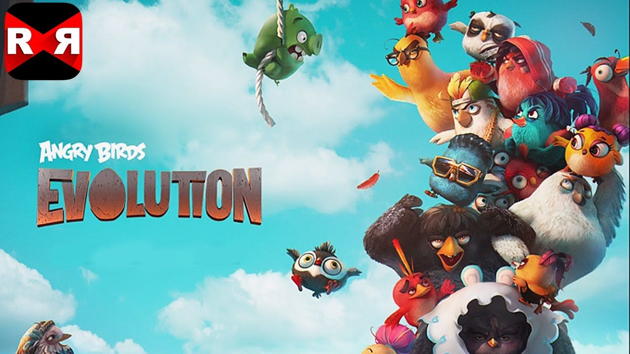 Angry Birds Evolution Hack Cheats Gems Tips Angry Birds Games