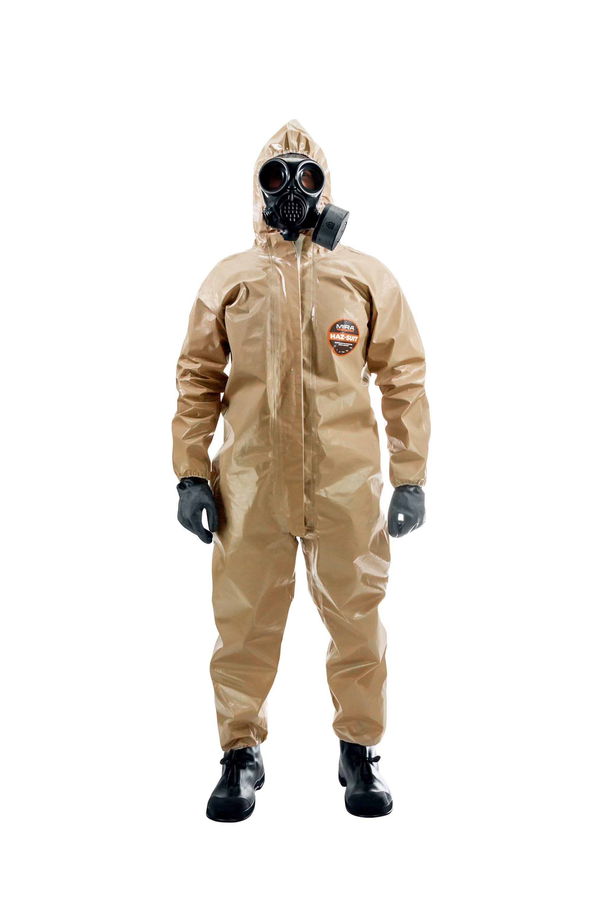 Hazsuit protective cbrn hazmat suit in 2020 hazmat suit