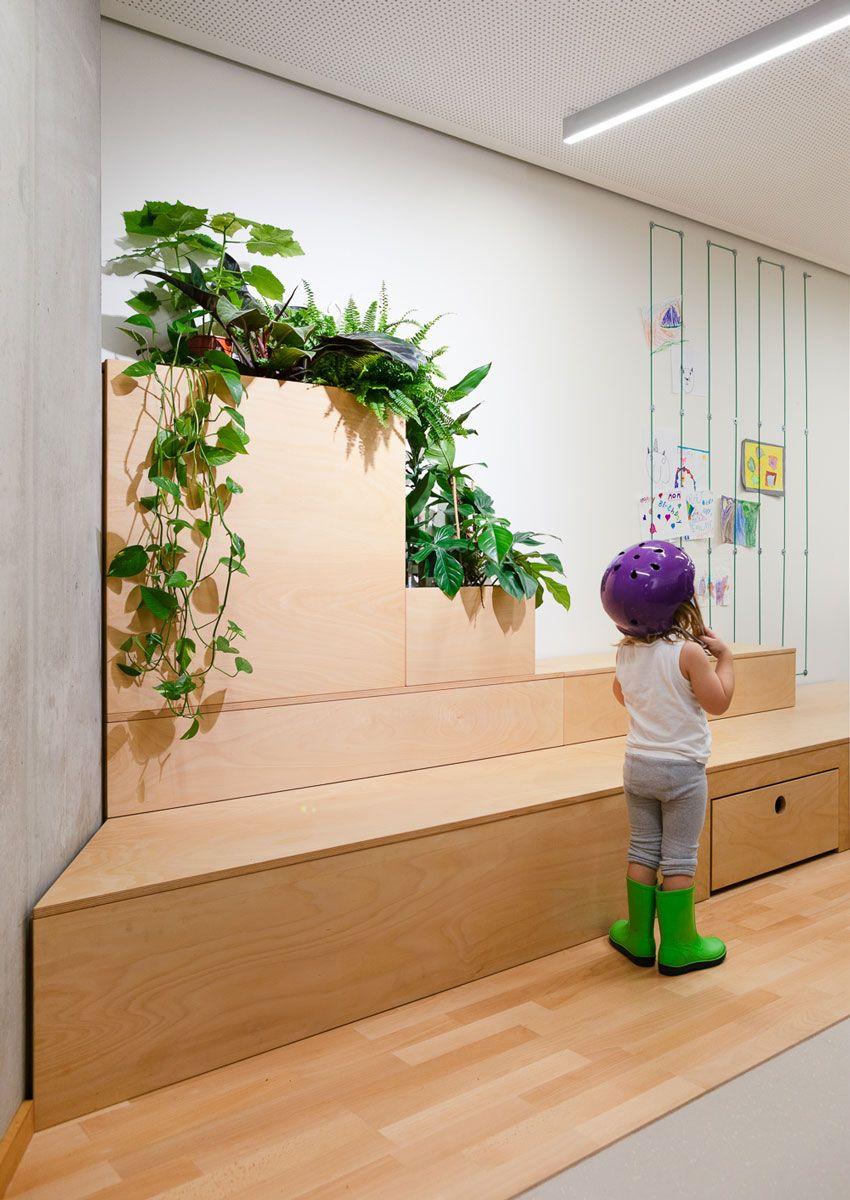 Betriebskita Berlin Baukind Architekten In 2020 Architekt Berlin Frobel Kindergarten