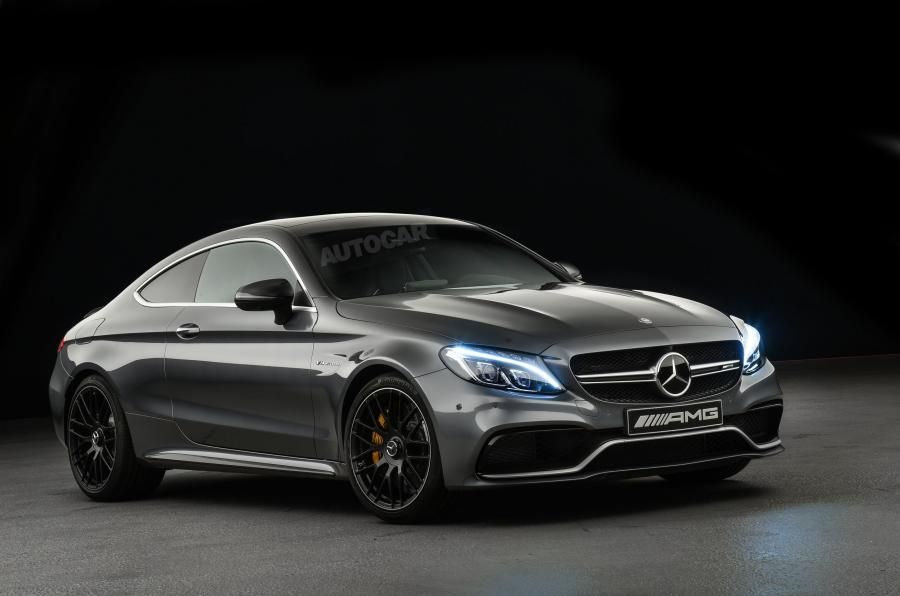 2016 Mercedes Amg C63 Coupé Revealed Exclusive Studio Pictures Autocar
