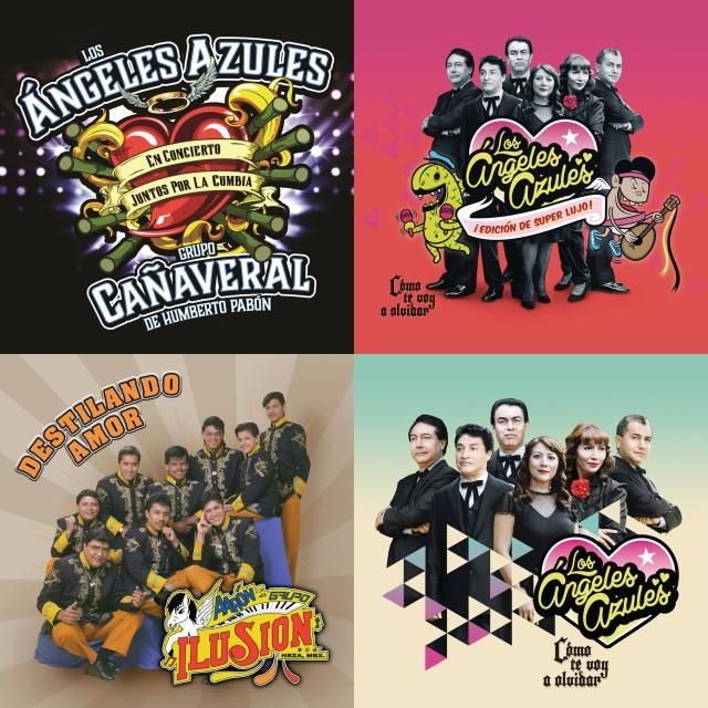 Los Angeles Azules Tour Dates And Concert Tickets Eventful