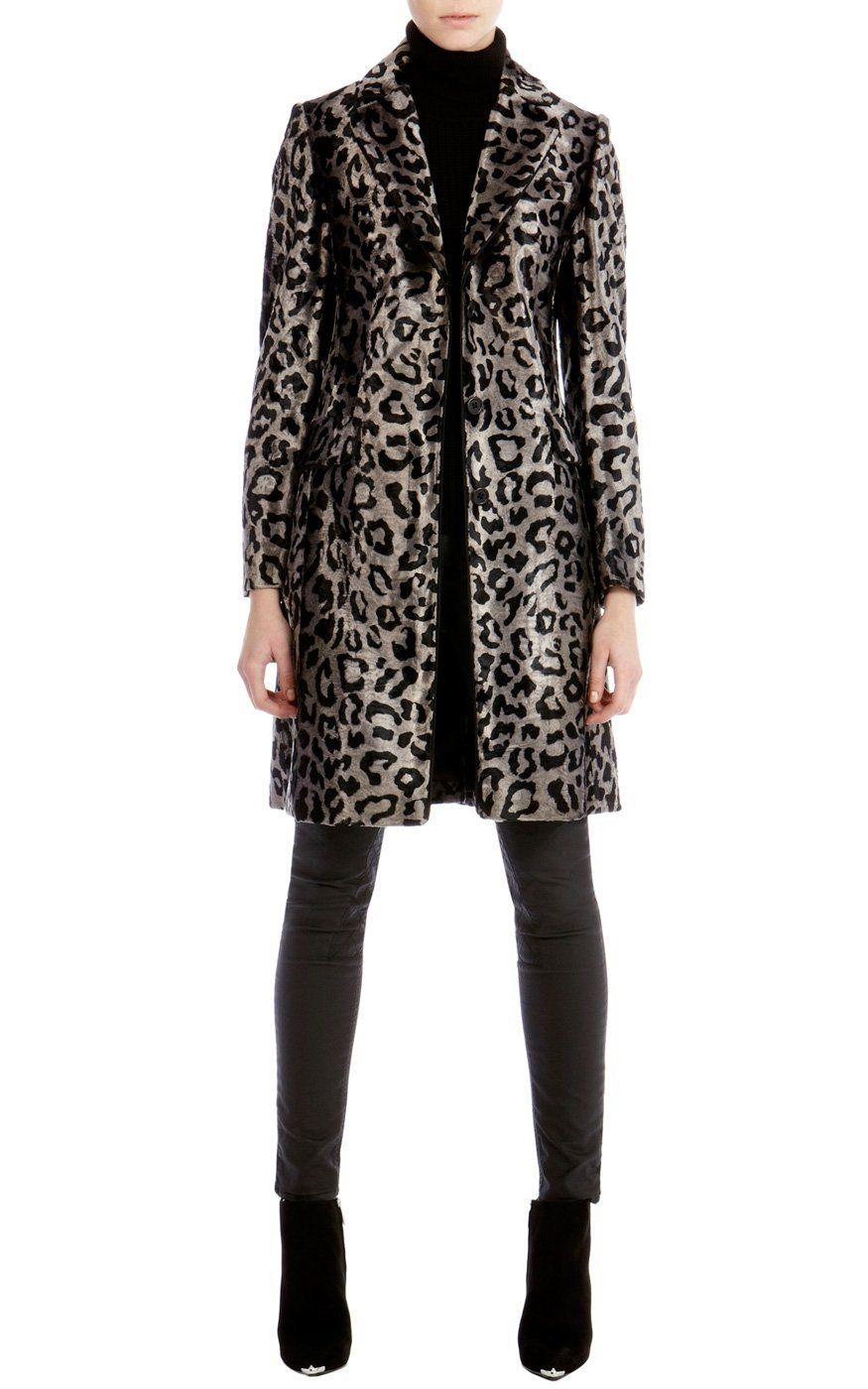 ece7c984ad7d LEOPARD PRINT COAT by Karen Millen #Karen_Millen #leopard #coat ...