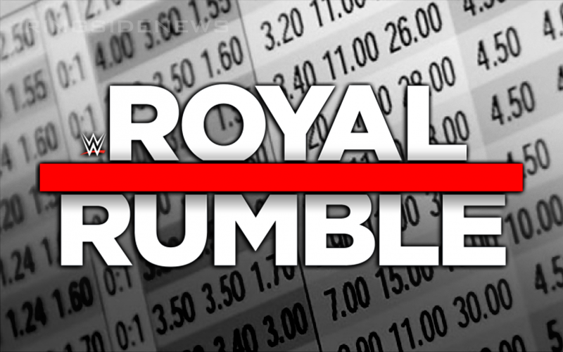 Early Betting Odds For 2020 Men S Royal Rumble Winner Revealed Royal Rumble Wwe Royal Rumble Wrestling News