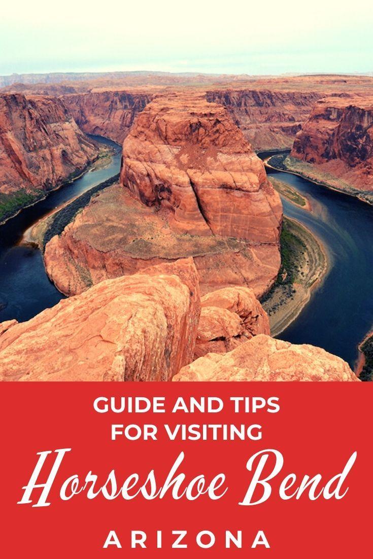 Visiting Horseshoe Bend Arizona Southwest Travel Travel Usa Usa Travel Destinations