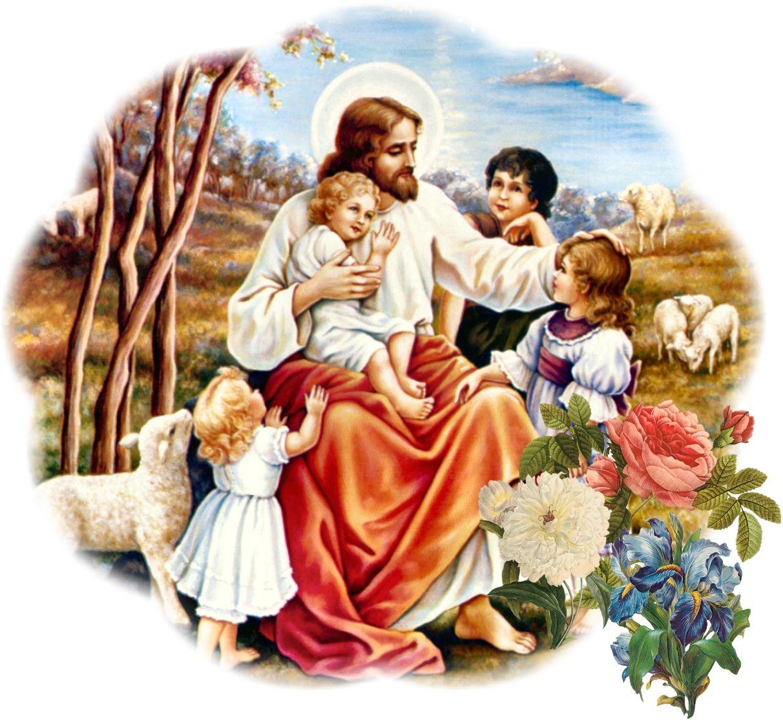 Иисус христос картинки для детей, картинку марта