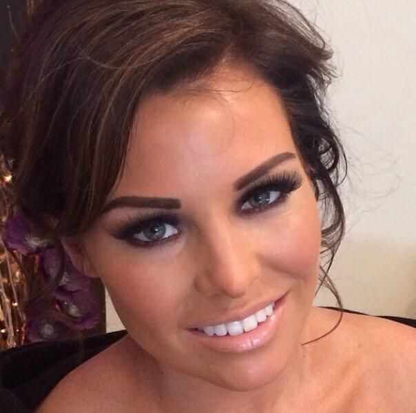 Jessica Wright Looks Beautiful And Glam In Gwa Voluptuous Lashes Order Yours Here With Free P P Http Www Girlswithatt Beauty Hair Makeup Beauty Accessories