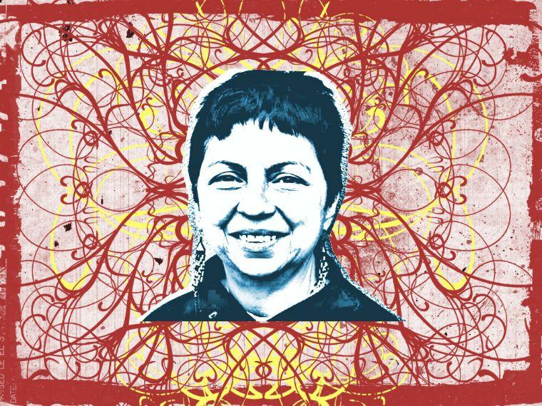 Winter 2015 Living Writers Series: Memories of Gloria Anzaldúa