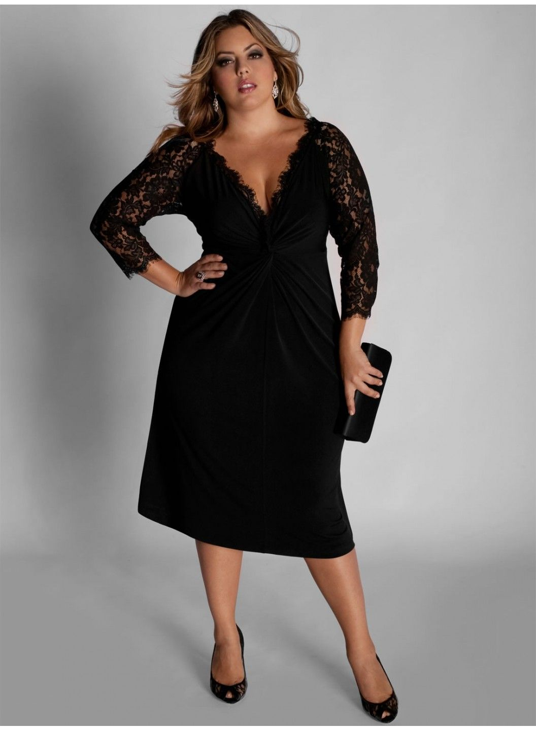 Plus size cocktail dresses plus size evening dress my style