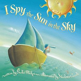 I Spy the Sun in the Sky - Day 7 Infant School Readathon