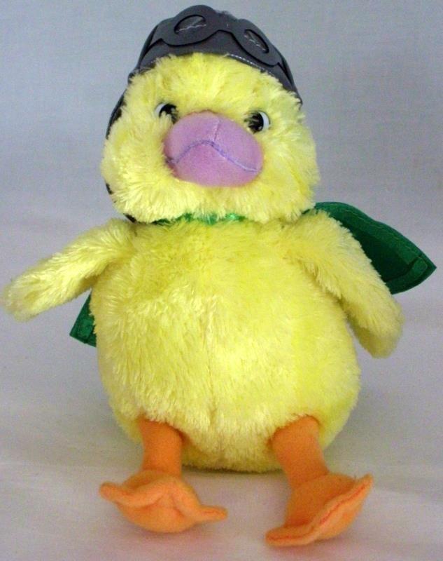 2010 Ty Beanie Babies Wonder Pets Ming Ming Duck Ty Wonder Pets