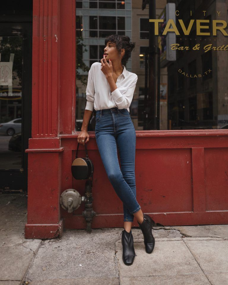Creating a Fall Capsule Wardrobe with Everlane