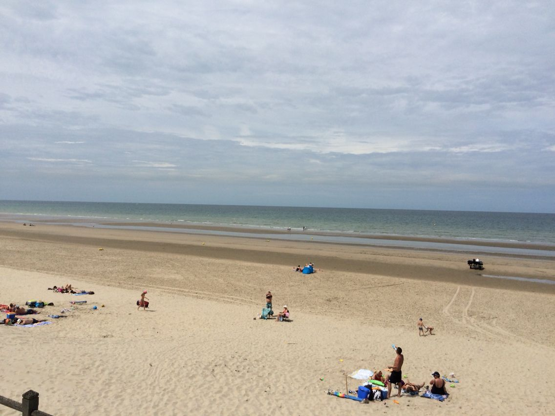 Plage de Zuydcoote. 59 Nord
