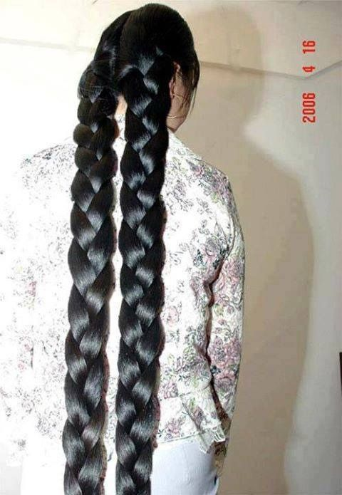 Swell Picssr Indian Braided Hairs Most Interesting Photos Thick Long Hairstyle Inspiration Daily Dogsangcom