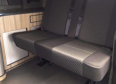 If You In Need Of Rock And Roll Bed Inspiration For Your Camper Van Conversion Explore Our Smart Image Gallery Ideas On Different Trim Options