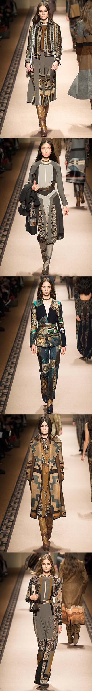 Etro - Fall/Winter 2015 Favorite Looks - Watch the Fashion Show here: http://www.thetravelstylepoet.com/etro-fallwinter-2015-runway/