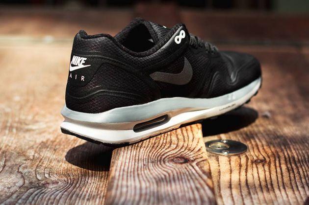aebe4aa2be Nike Air Max Lunar1 WR - Black / Cool Grey - Neutral Grey | Sneakers ...