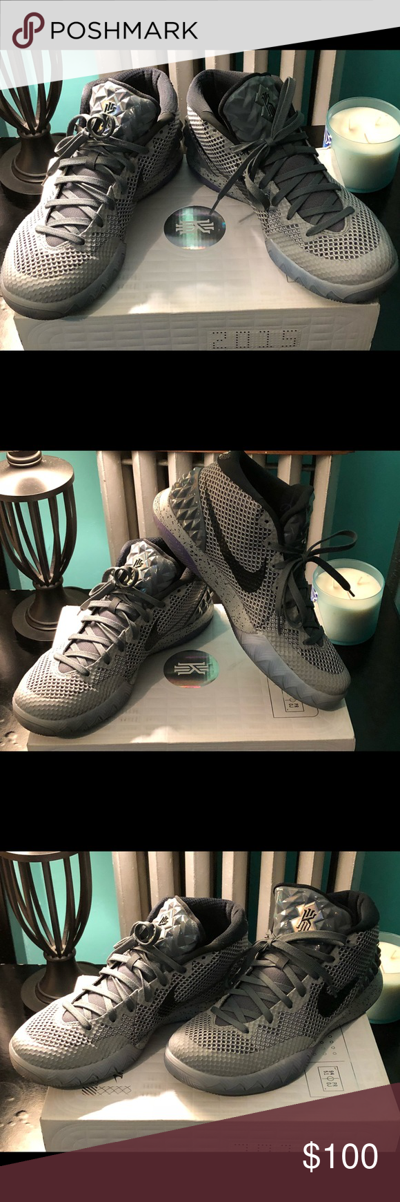 check out 224dd 342ee Nike Kyrie 1 AS EUC Men's Nike Kyrie AS 1 Sneakers Gently ...