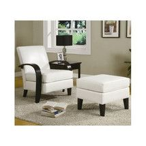 Buy Accent Chair Ottoman 611 Items On Bonanza Living Room Chairs