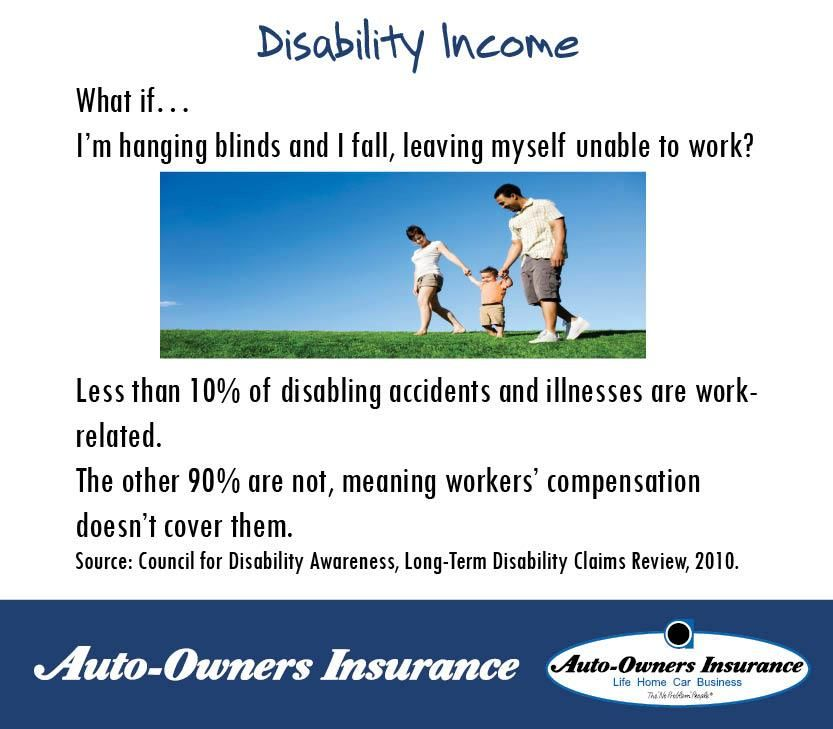 What If Wednesday Auto Owners Insurance Disability Awareness