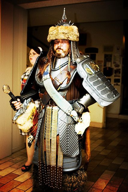 Mongol Warrior by Photosynthetique, via Flickr