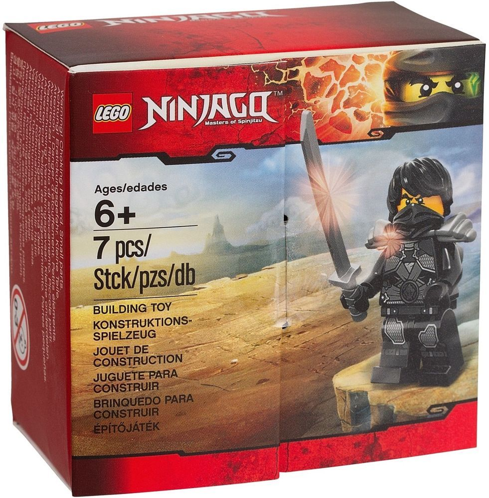 Lego Minifigure Ninjago Cole Rebooted NEW Building Toys Minifigures  maisonconsulting Toys & Hobbies