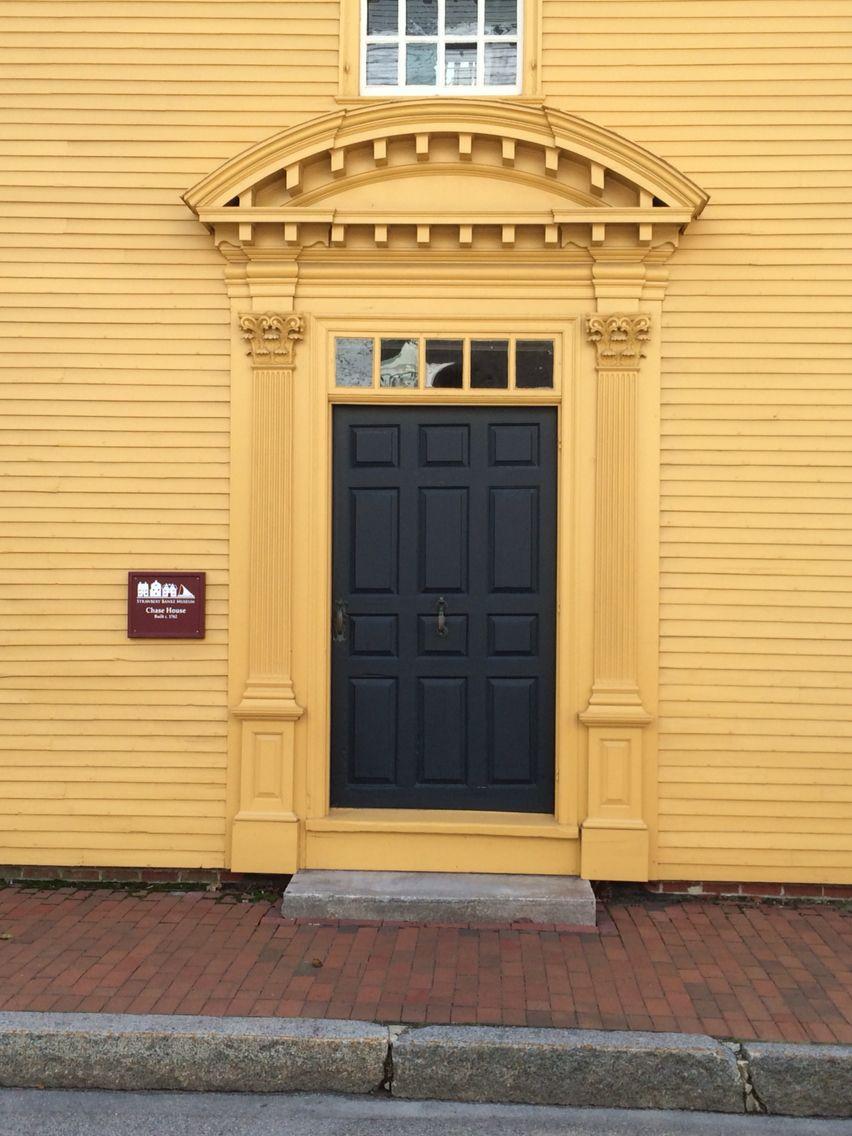 Court Street Door Doors Of Portsmouth Nh Pinterest Portsmouth