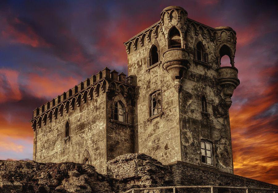 позабавил самый старый замок в мире фото провели исследования, наблюдая