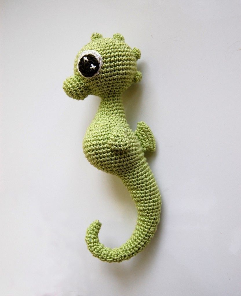 Pattern seahorse pdf 650 via etsy amigurumi pinterest charly seahorse amigurumi free crochet pattern from cinnamon purl bankloansurffo Image collections