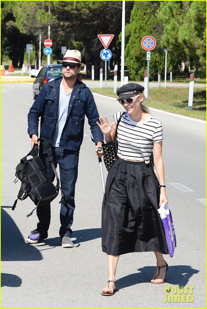 Diane Kruger & Joshua Jackson Arrive for Venice Film Festival | diane kruger joshua jackson arrive for venice film festival 03 - Photo