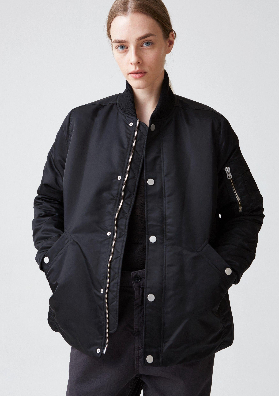 Troop Bomber Black Coats Jackets Women S Collection Hope Sthlm [ 2480 x 1748 Pixel ]