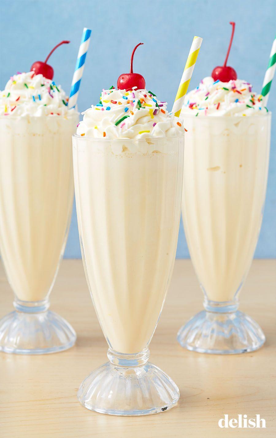 The Perfect Milkshake