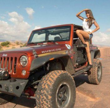 Dirty hot jeep chicks are back 58 photos jeeps girls for Tj motors new london