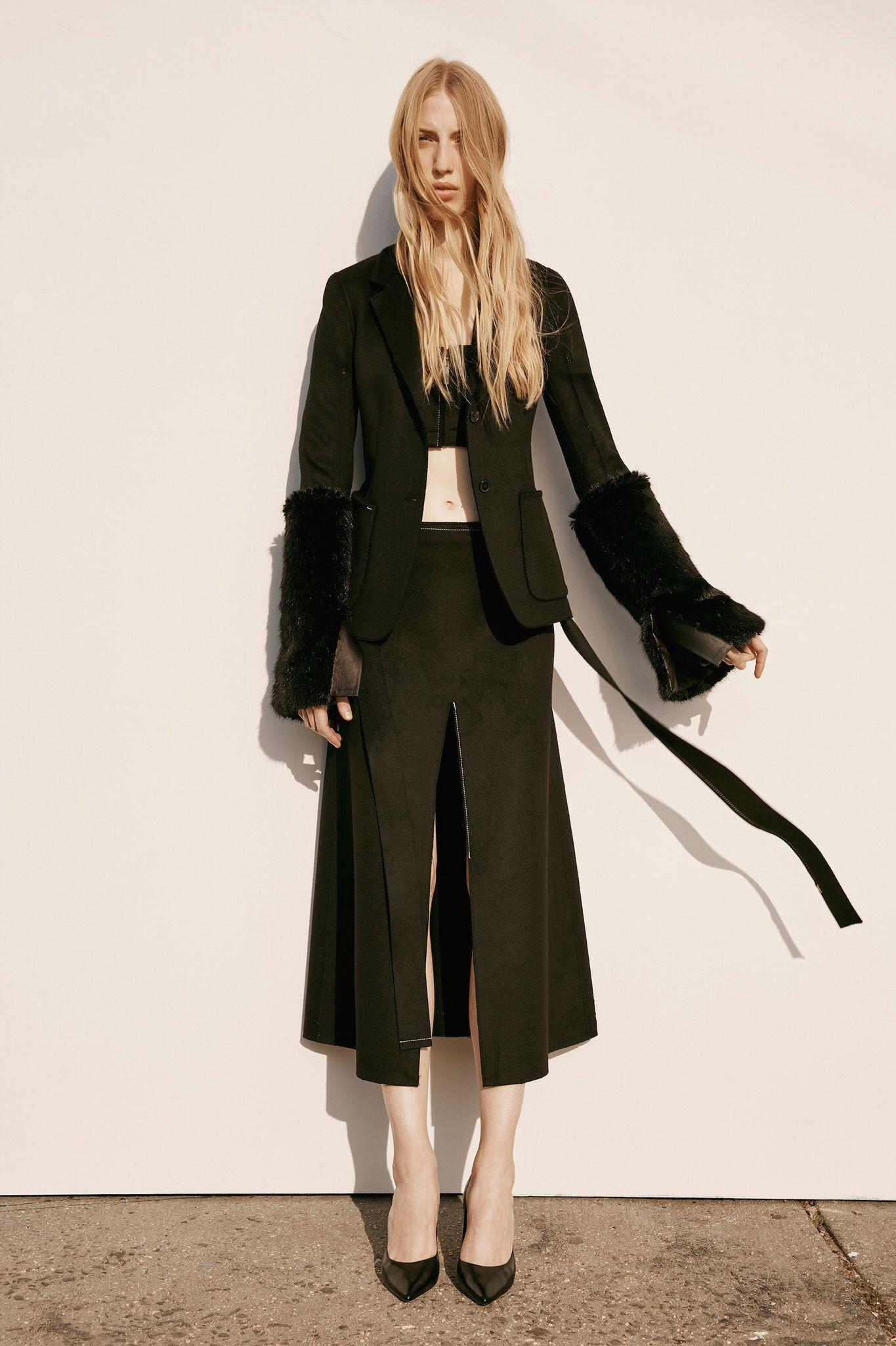Calvin Klein Collection, Look #8