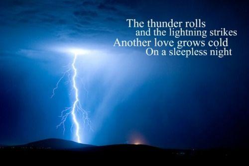 Garth Brooks – The Thunder Rolls Lyrics   Genius Lyrics