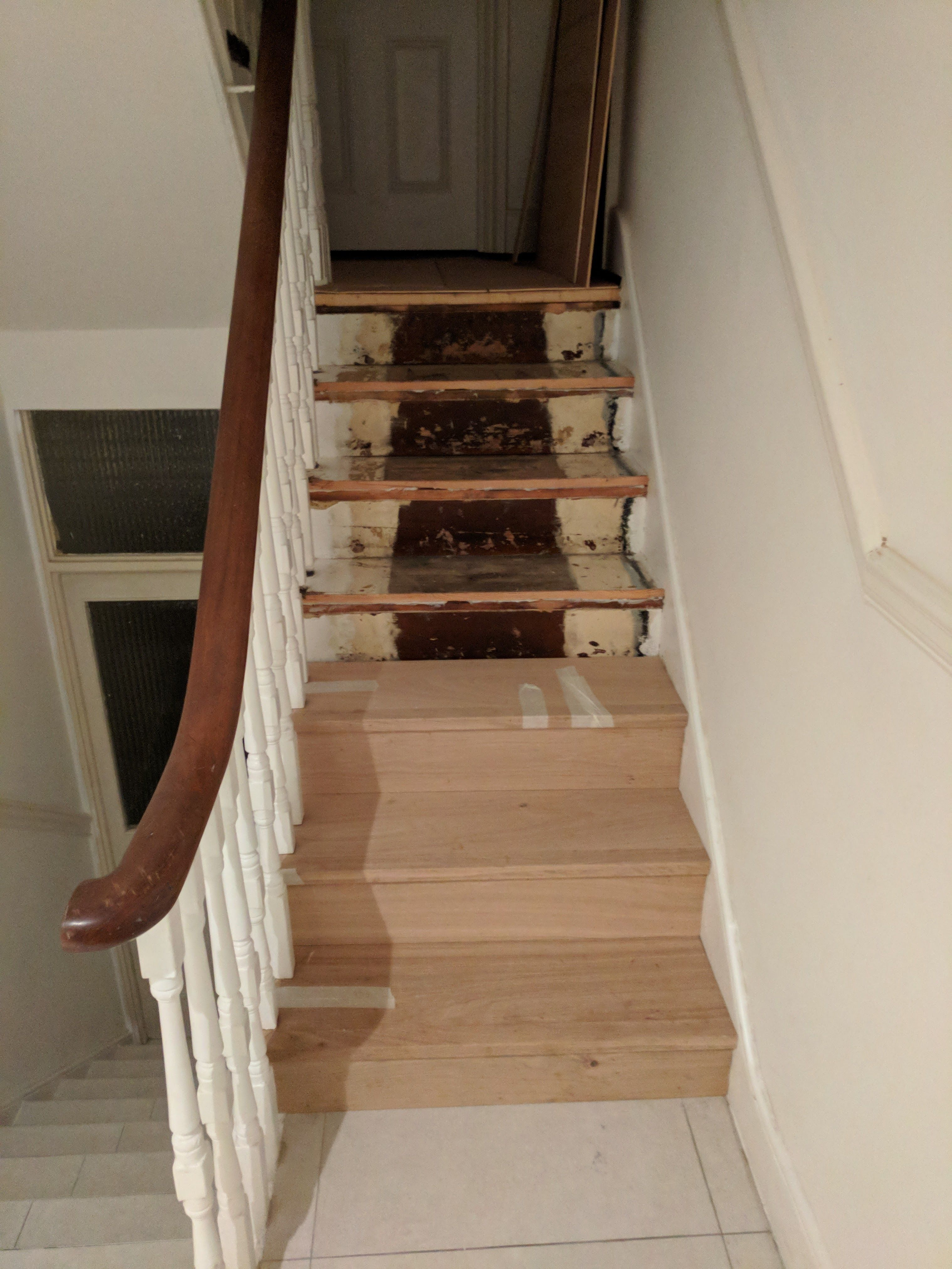 Best Stair Cladding Can Completely Transform And Old Staircase 400 x 300