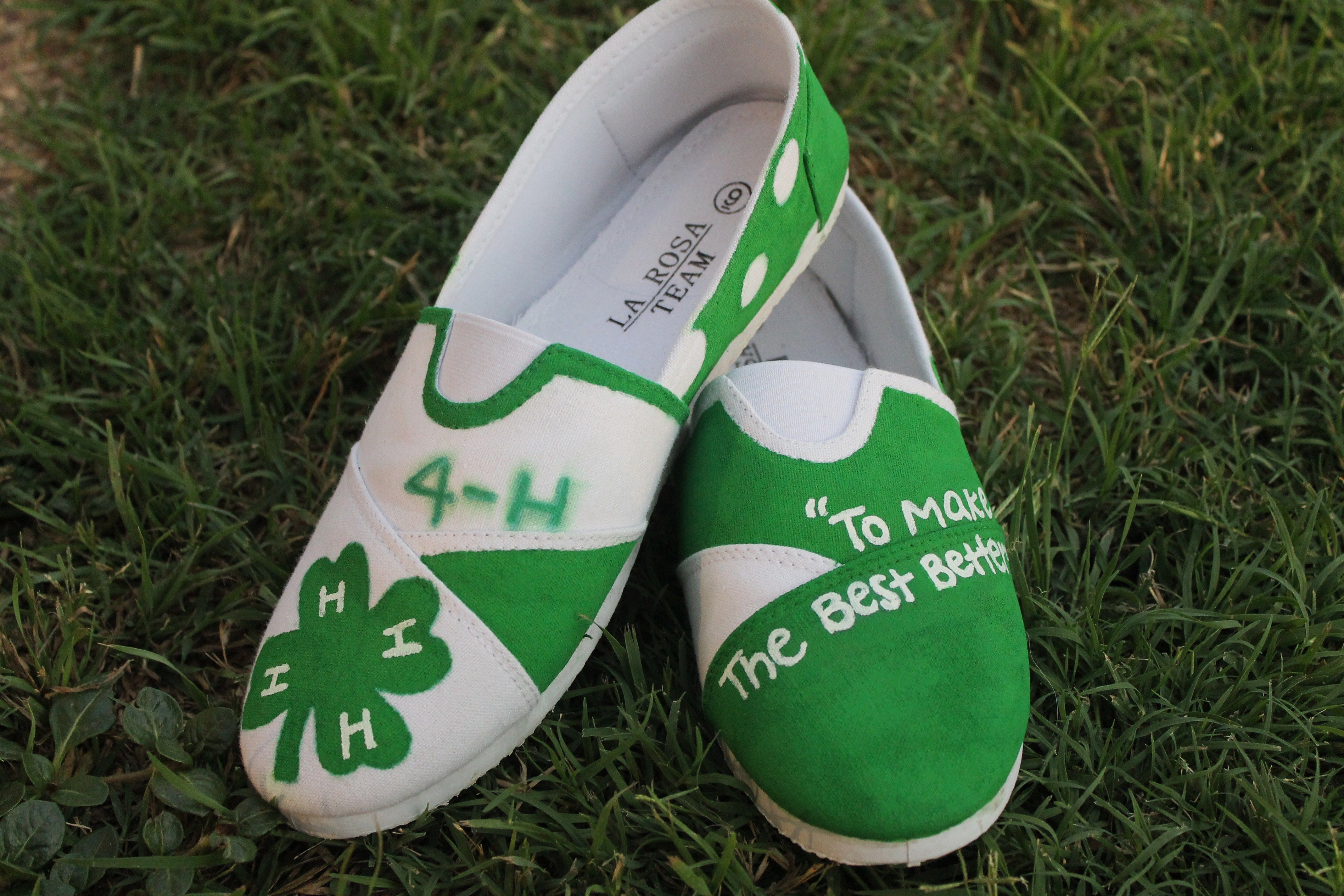 Turn A Plain Pair Of Shoes Into An Awesome Pair Of Shoes