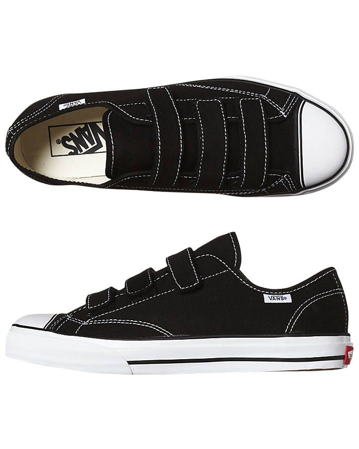 db471c8a21 Vans Prison Issue Black. Find this Pin and ...